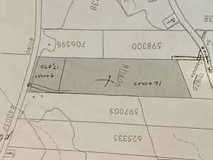 Wooded Lot, Approx 17 acres - 15 km from Charlottetown