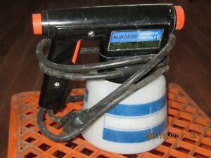 Paint sprayers kijiji free classifieds in new brunswick for Hplv paint sprayer