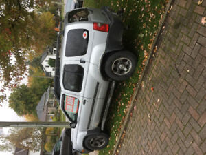 2003 Nissan Xterra supercharged as is