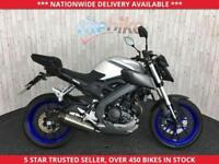YAMAHA MT-125 MT 125 ABS MODEL GENUINE LOW MILEAGE ONE OWNER 2016 16