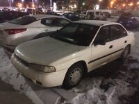 Awesome winter car for sale!
