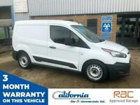FORD CONNECT AUTOMATIC L1 SWB 220 1.5 100BHP AUTO 2017/17 1 OWNER A/C