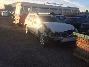 Parting out 2011 Subaru Outback