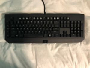 Razer BlackWidow Chroma Gaming Keyboard - Excellent Condition!