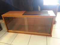 3 reptile enclosures for sale