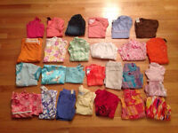 Large lot of Girls Size 5 Summer Clothes