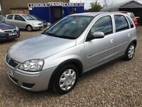 2006 VAUXHALL CORSA 1.4i 16V Design FSH CRACKING EXAMPLE