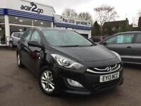 2013 Hyundai I30 CRDI ACTIVE BLUE DRIVE Manual Estate