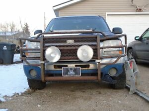 BUY A PUSH BAR AND LIGHTS AND  GET A  [FREE] 4X4 TRUCK