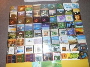 Relaxation and Meditation Music ( 91 CD s)