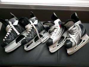 Patins  hockey Junior