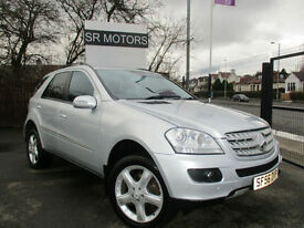 2006 Mercedes-Benz ML280 3.0TD CDI auto Sport(HISTORY,WARRANTY)