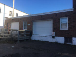 Warehouse Space in Downtown Amherst