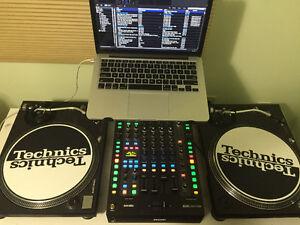 Dream DJ Setup! Technics, Rane, Macbook Pro, Yorkville