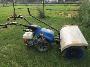 2017 BCS 620 Max with Sweeper 100 - Mint Condition