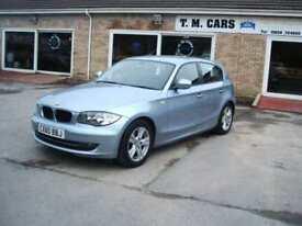 2010 (60) BMW 1 Series 118d SE 5d ** £30 Tax **