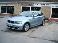 2010 (60) BMW 1 Series 118d SE 5d ** £30 Tax **