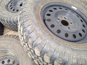 Jeep Wrangler Tires & Rims for sale