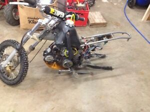 Buying Broken atvs or dirt bikes