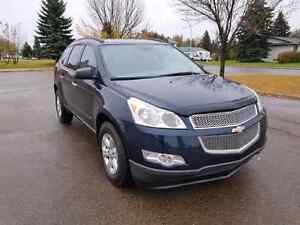 2010 Chevrolet Traverse AWD with Warranty! $10000