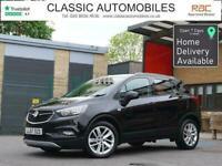 2017 Vauxhall Mokka X 1.4i Turbo Design Nav SUV Petrol Automatic