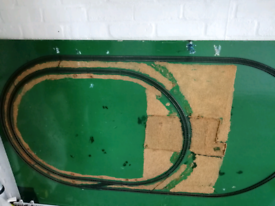 Hornby Train Track