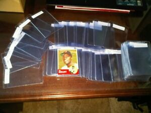 Baseball/Hockey Card Holders