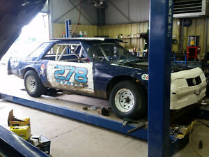 1980 Cordoba Coupe and a 1985 5th Ave turn key Stock Cars
