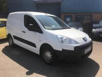 2012 Peugeot Partner 1.6 HDi S L1 850 Panel Van 4dr Diesel Manual (90 bhp)