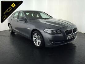 2012 BMW 520D SE 4 DOOR SALOON 1 OWNER BMW SERVICE HISTORY FINANCE PX WELCOME