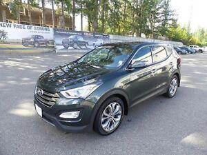 2013 Hyundai Santa Fe AWD 2.0T Limited