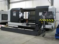 OILFIELD HOLLOW SPINDLE BIG BORE - MANUAL & CNC LATHES