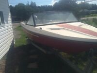 Boat/motor/trailer for sale !