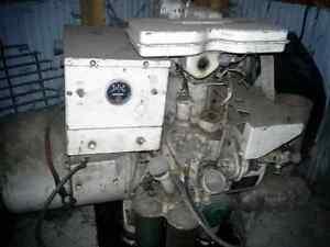 Boat generator 230 volt