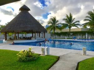 Mexico -Cancun, 2 bedroom/2 bath for rent or for sale-US$97.000