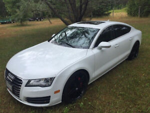 2014 Audi A7 Progressive, NAV, sunroof, driver assists...