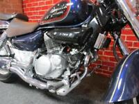 HYOSUNG GV125 CUSTOM NEW