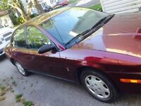 2002 Saturn S-Series Berline