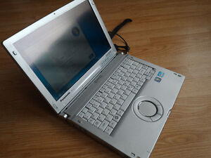Panasonic Toughbook CF-C1 i5 CPU with 4Gb Ram +HDD. High spec.