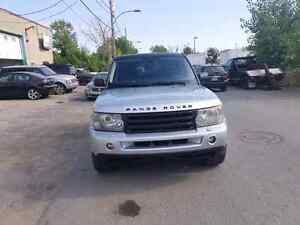 Range Rover Sport Supercharged 2006