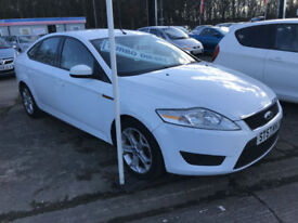 57 REG Ford Mondeo 1.8TDCi 125 6sp Zetec IN WHITE
