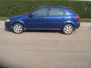 !!!ON SALE!!! 2004 Chevrolet Optra Hatchback