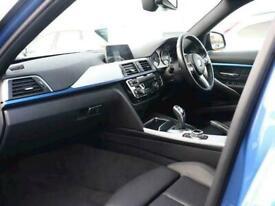 2017 BMW 3 Series 320d M Sport Shadow Edition 4dr Step Auto Saloon Diesel Automa