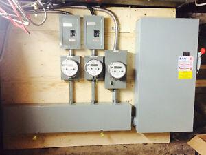 Électricien Shop Angus Panneau Électrique 514 572 3869