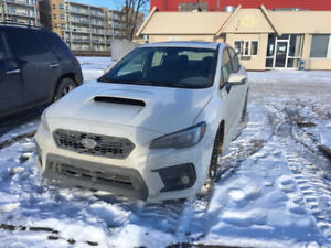 2018 Subaru WRX Sport Sedan Manual. *Employee Deal* 2000 + km's