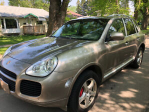 2003 Porsche Cayenne Turbo - Summer and Winter Tires