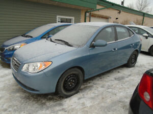 $3,995.00   2009 Hyundai Elantra GL  4 door Sedan