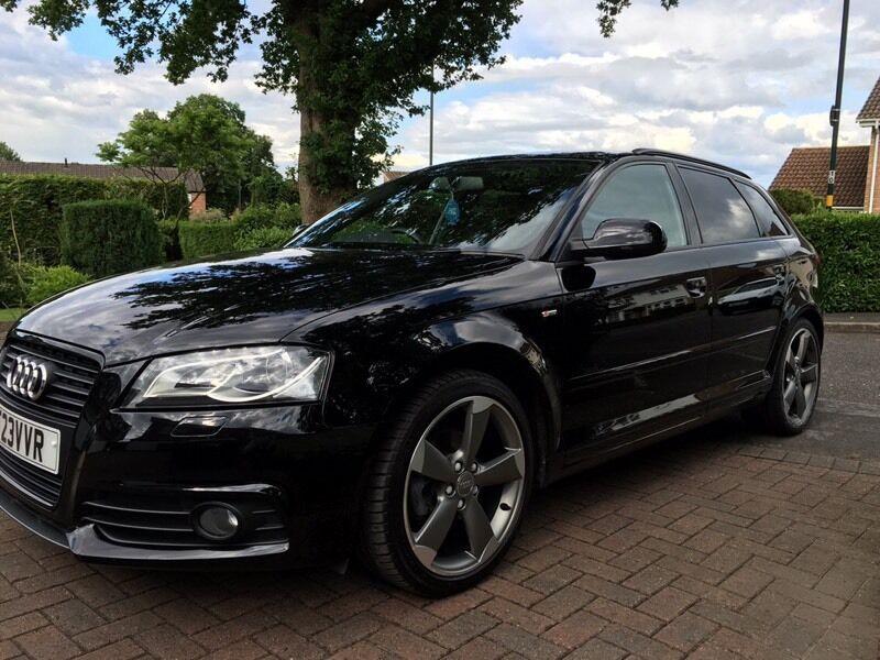 Audi A3 Black Edition 2012