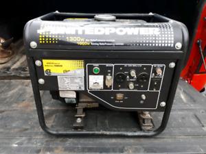 1300 W Generator