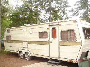 Camper Rental (QTS Inspected)